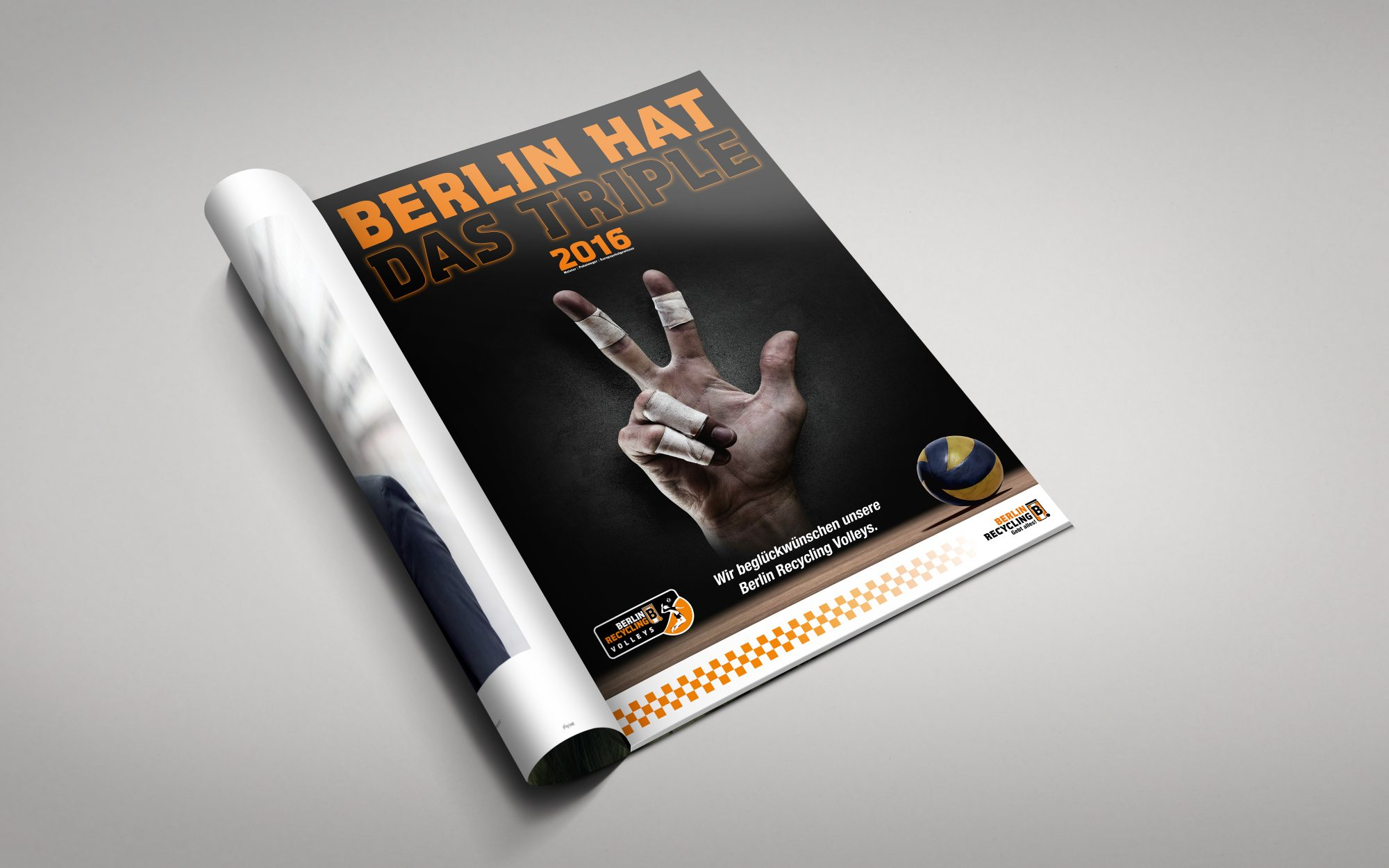 GRACO-Berlin-Recycling-Volleys-Print-Anzeige