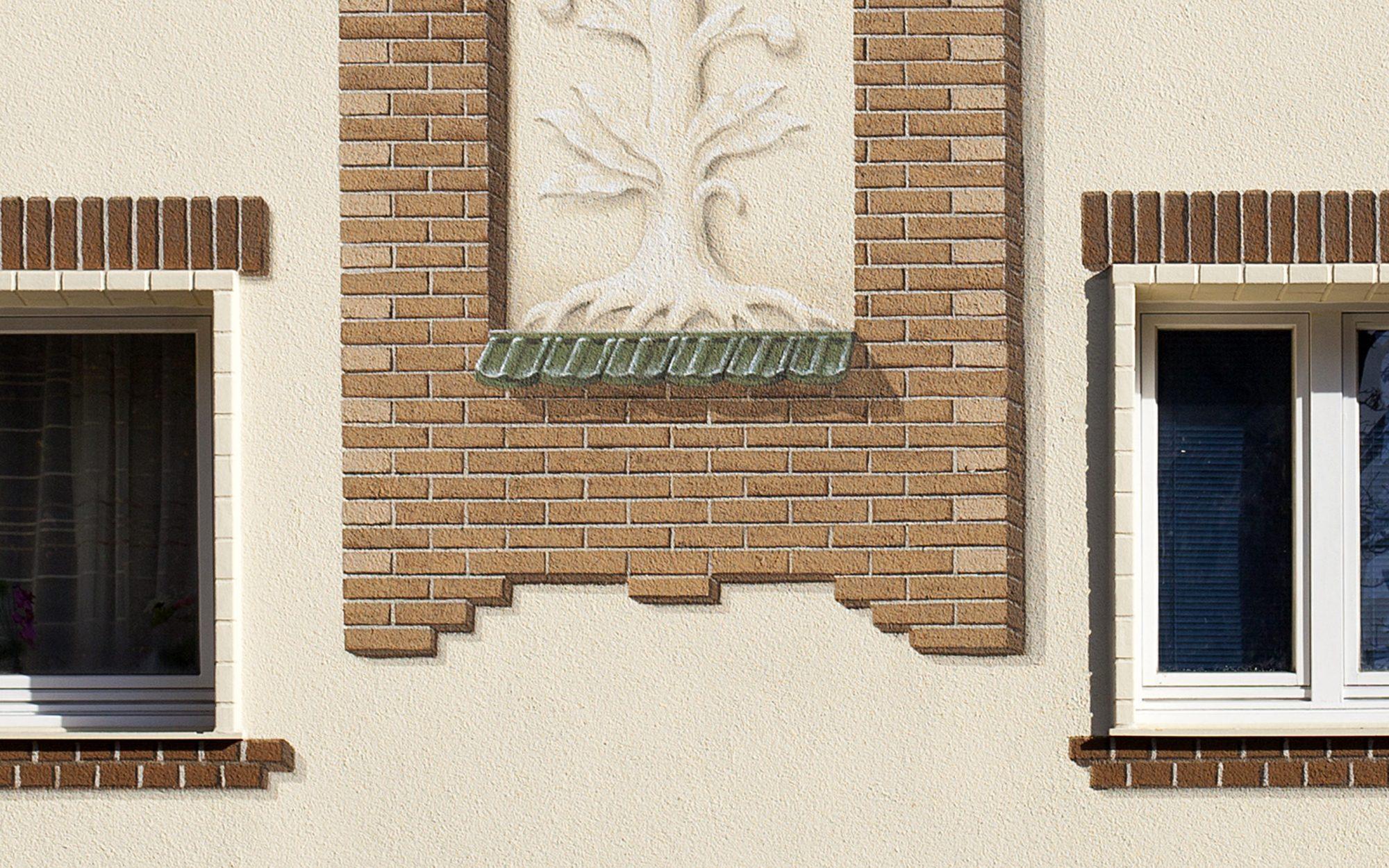 GRACO-Hamburg-Stuckmalerei-Backstein-Detail-5