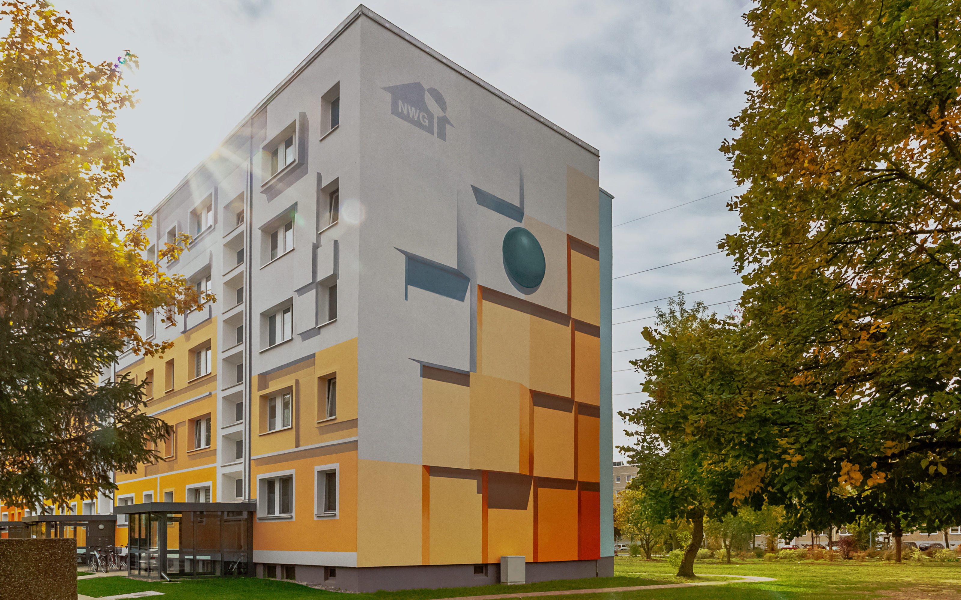 GRACO-Neuruppin-Fassadenmalerei-Projekt