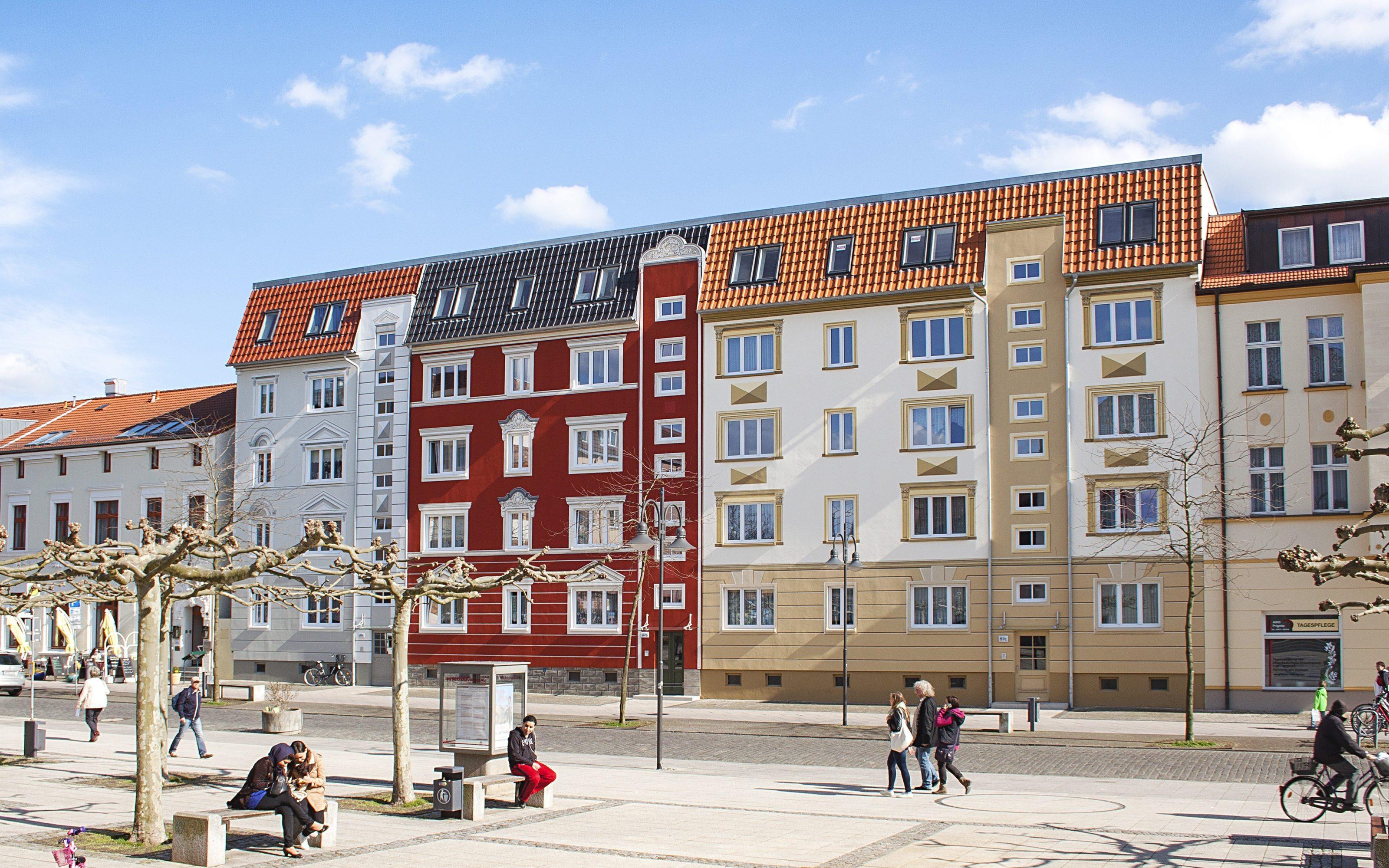 GRACO-Wittenberge-Scheinarchitektur-Marktplatz-2
