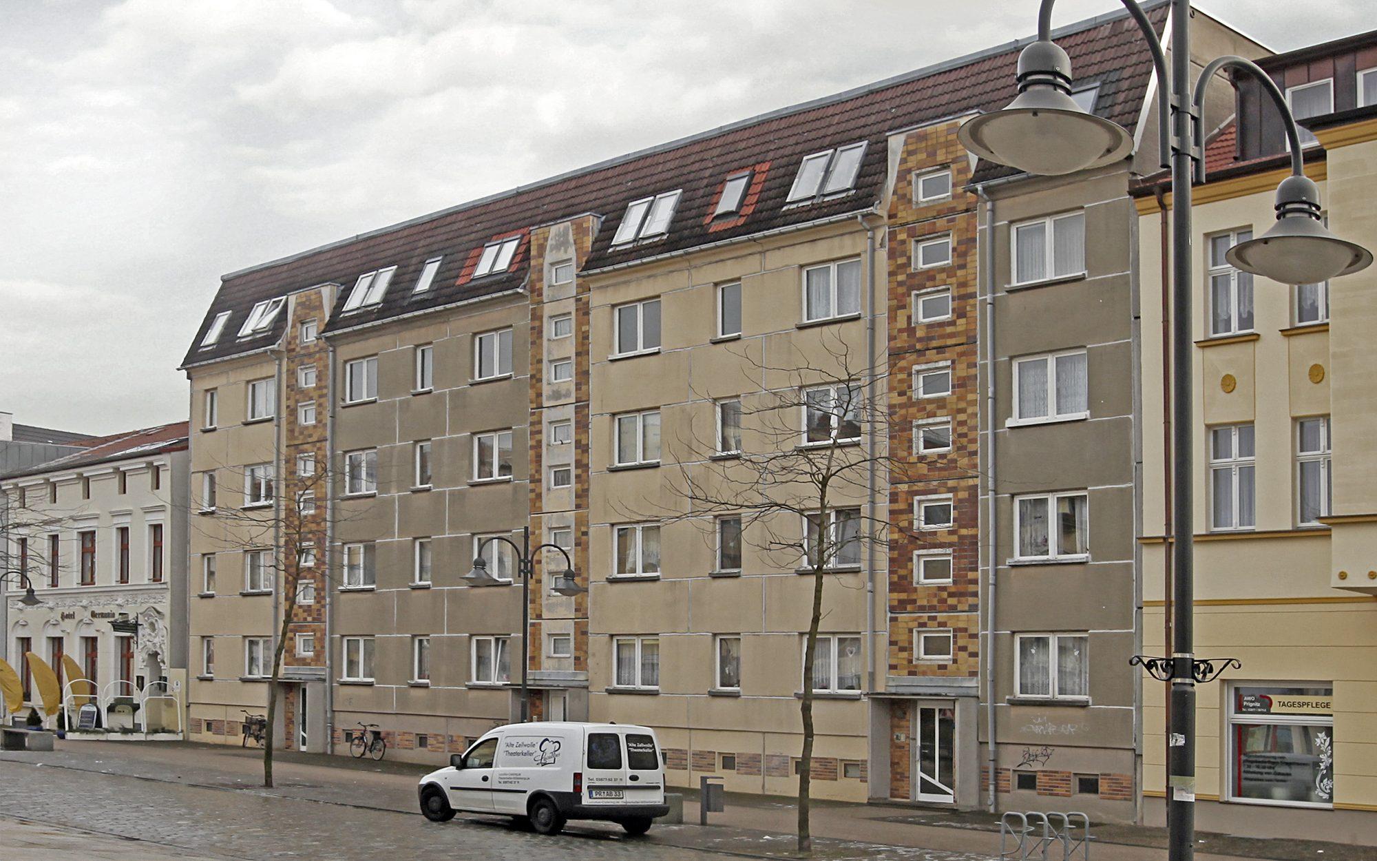GRACO-Wittenberge-Vorher