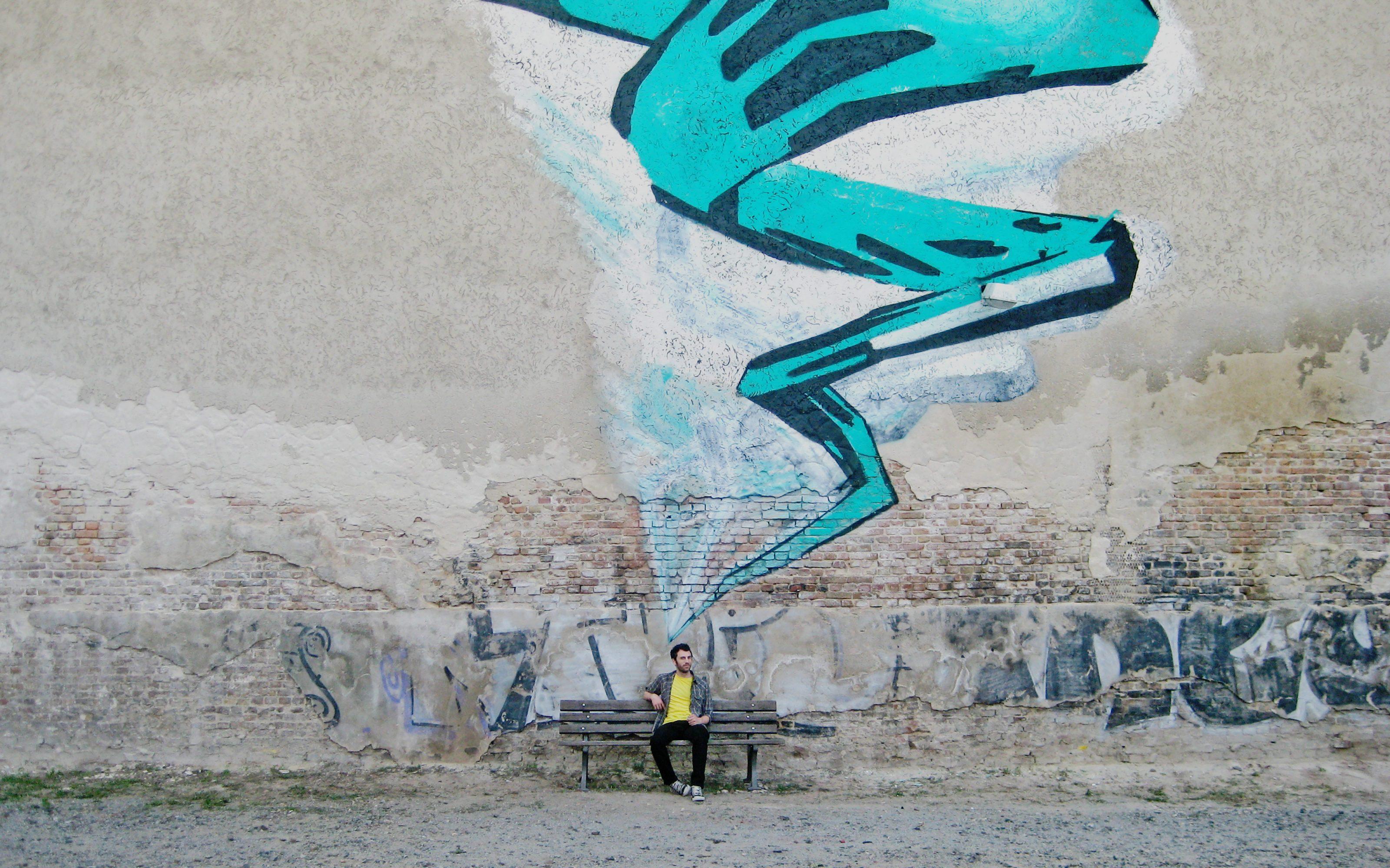 GRACO-Wrigley-Wandmalerei-Stop-Motion-Projekt